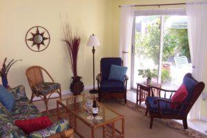 Apartment 2 Living Room