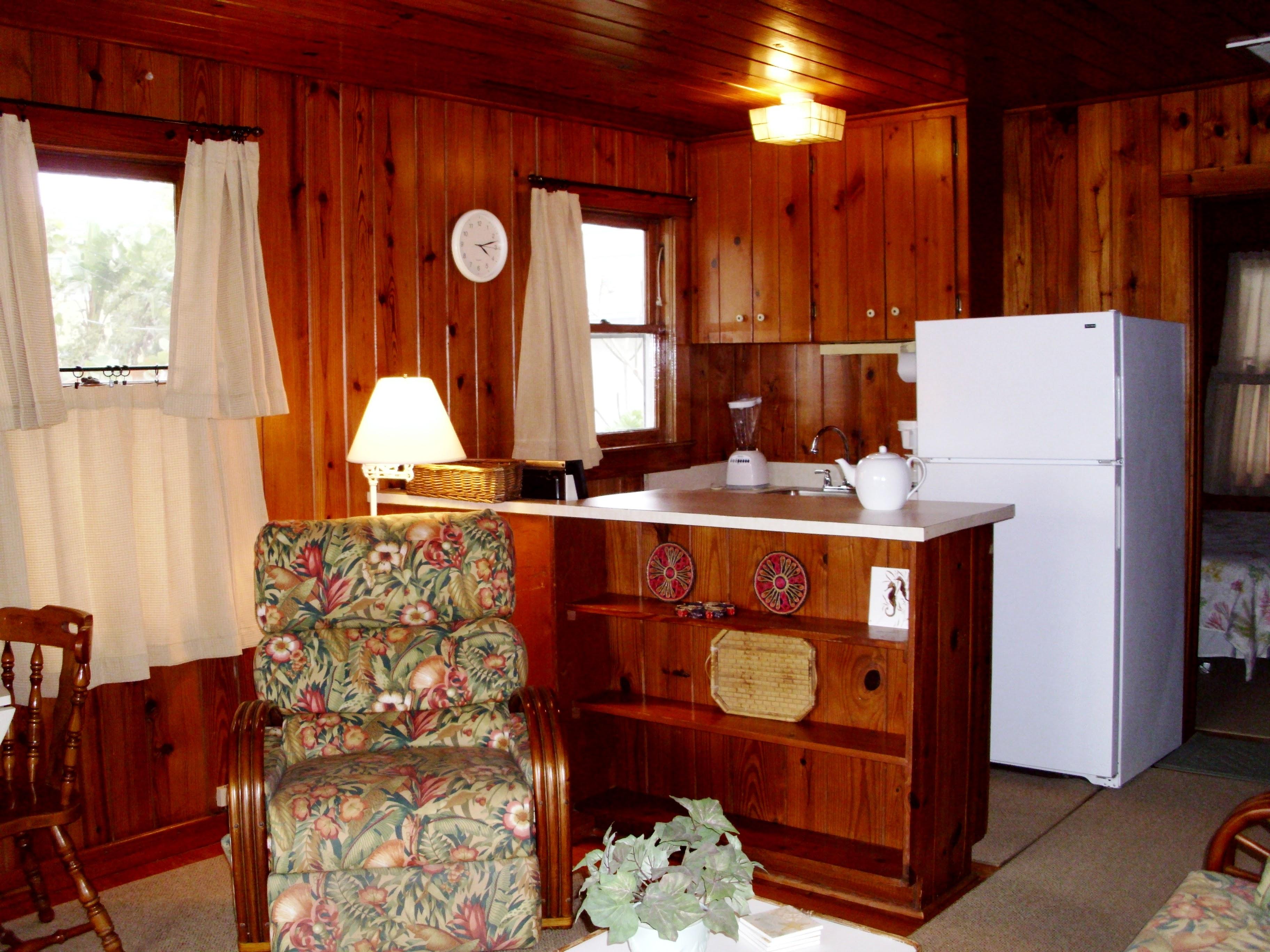 Cottage 2 Living Area
