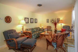 Apartment 4 Living Room