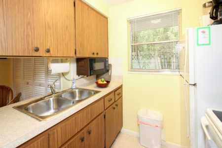 Apartment 2 Kitchen View 2
