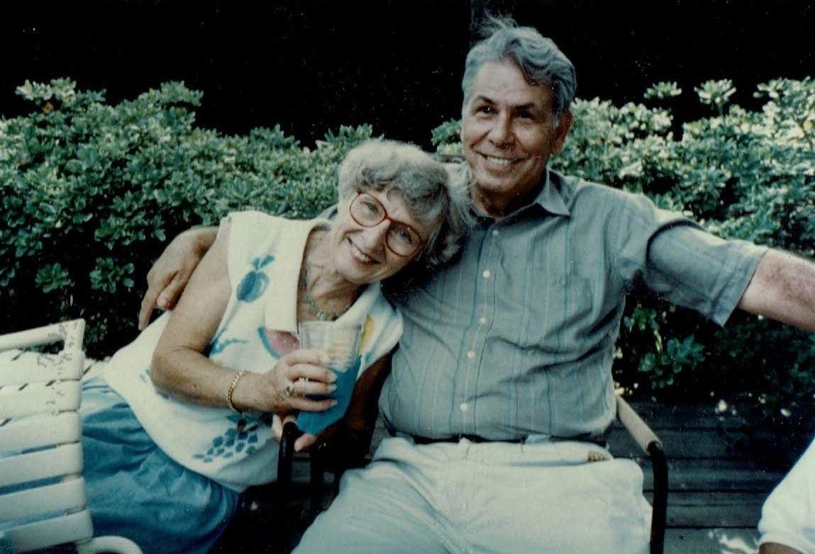 Gladys and Ferdie Torres, circa 1980