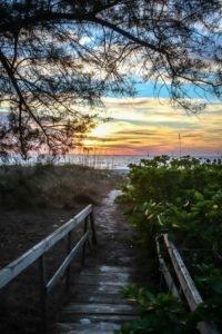 5am beach by Coffman Bamboo Apartments Anna Maria Island, Florida