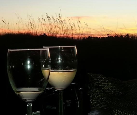 Sunset by Sandra Bamboo Apartments Anna Maria Island, Florida