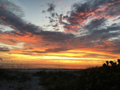 Irma Sunset